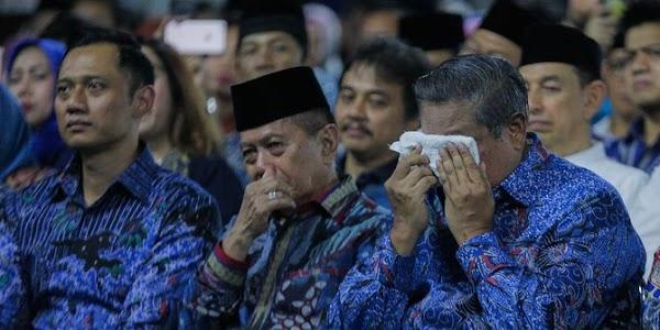 SBY Ungkit Rumahnya Digeruduk Massa Hingga Dituduh Danai Aksi 212