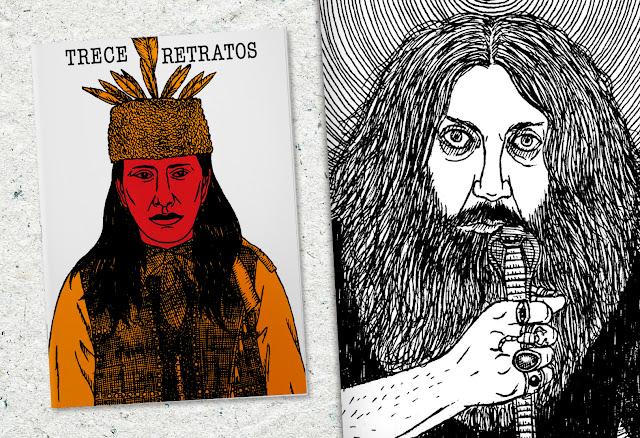 Trece Retratos | Jesús Cossio