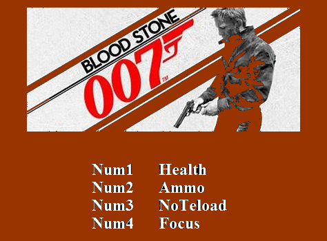 James Bond 007 Blood Stone Oyunu +4 Trainer Hilesi Tanıtım