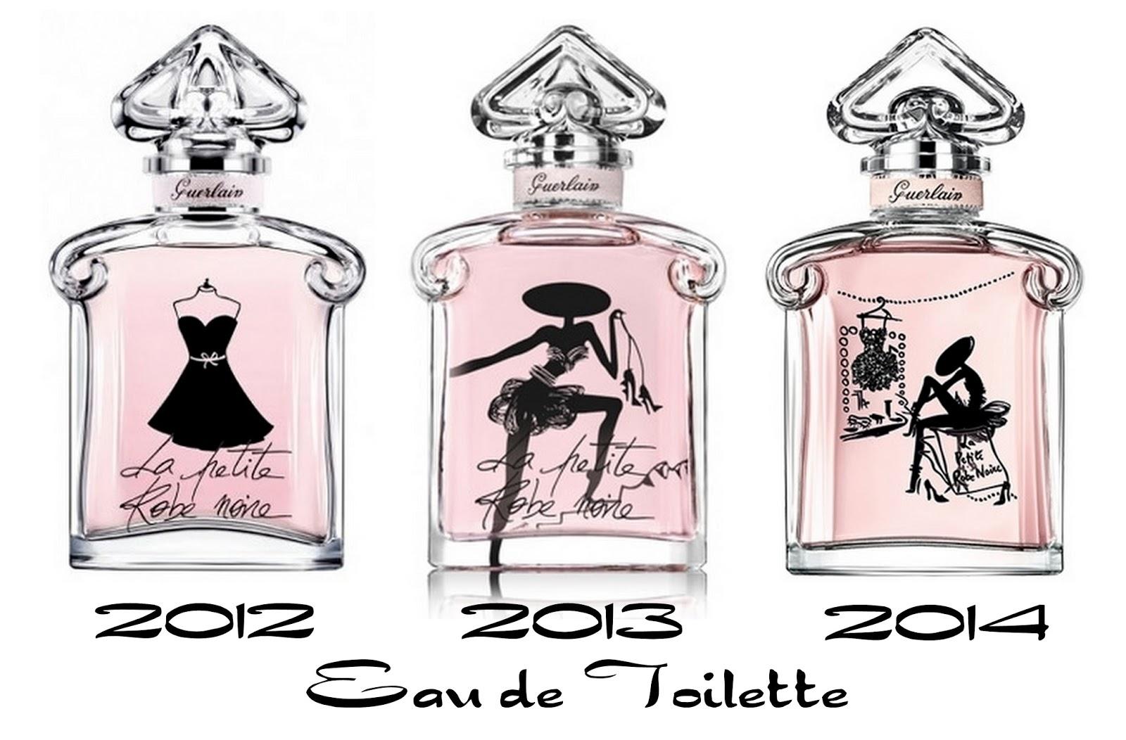 a42295f8ddd Guerlain Perfumes  La Petite Robe Noire c2009