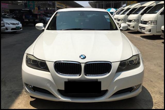 Eksterior Depan BMW E90 LCI