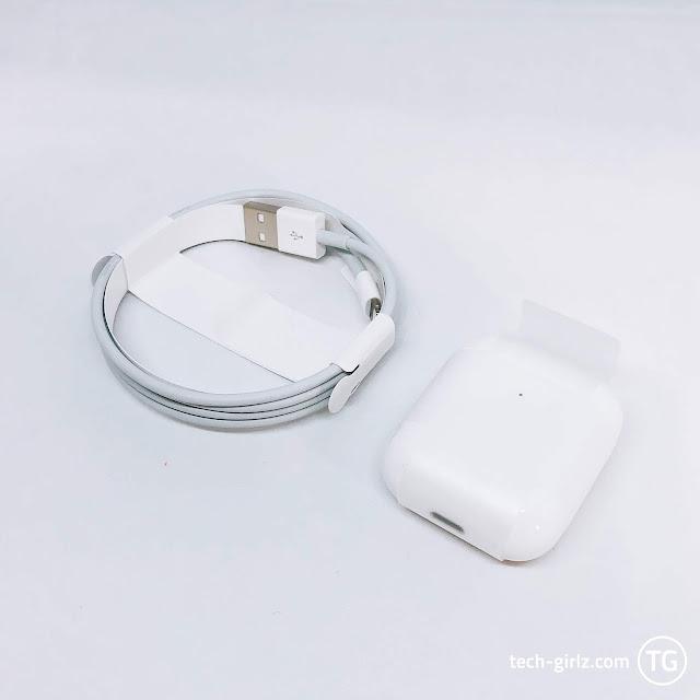 AirPods2 充電盒及充電線