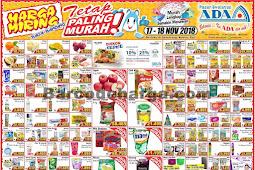 Katalog Promo ADA Pasar Swalayan Terbaru 24 - 25 November 2018