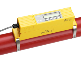 clamp on ultrasonic flowmeter llow meter