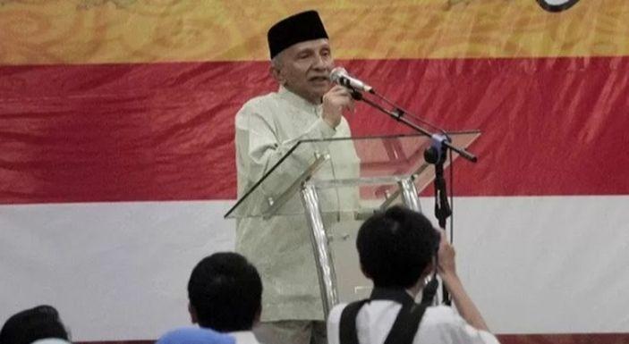Khawatirkan Kondisi Demokrasi Indonesia Era Jokowi, Amien Rais: Zaman Pak Harto Saja Gak Seperti Ini!