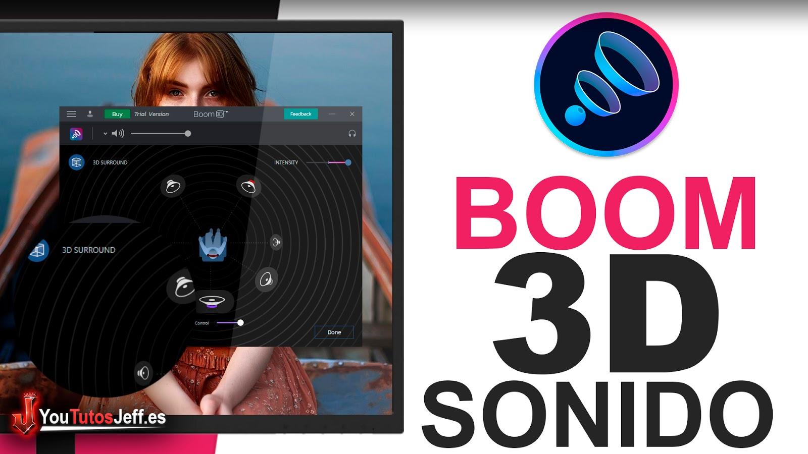 Descargar Boom 3D Windows - Mejorar Audio en Windows