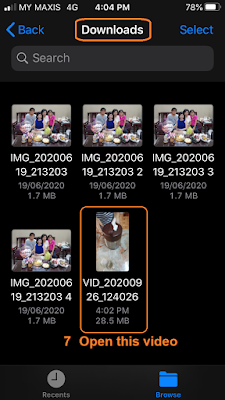 iOS - Access Files\Downloads Folder - 7