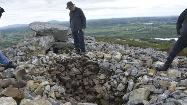 Sligo's Neolithic tombs are being vandalised 'on scale never seen before'