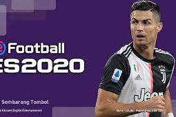 Graphic Menu Adapted Smoke Patch PES 2020 For - PES 2017