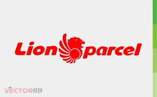 Lion Parcel Logo - Download Vector File CDR (CorelDraw)