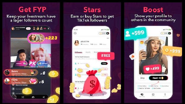 افضل تطبيقات للحصول على متابعين تيك توك حقيقين مجانا 2021