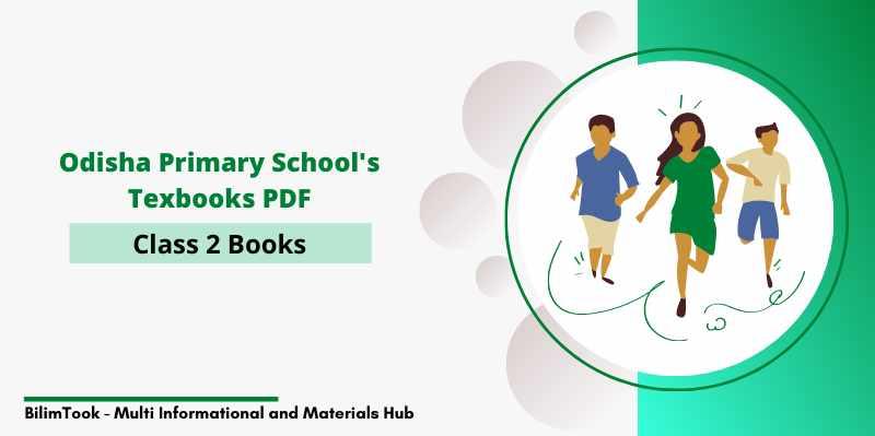 Odisha Class 2 All Books PDF Download - Odia Medium