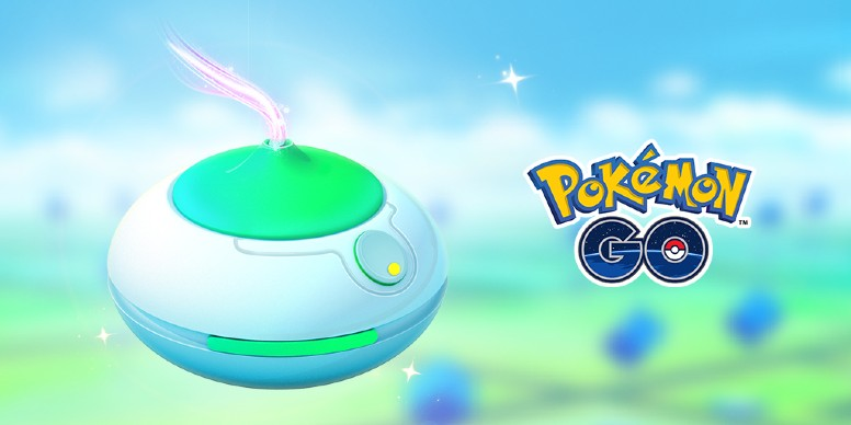 Pokémon GO Dia de Incenso