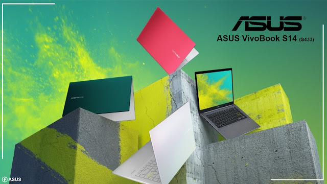 harga ASUS VivoBook S14 S433