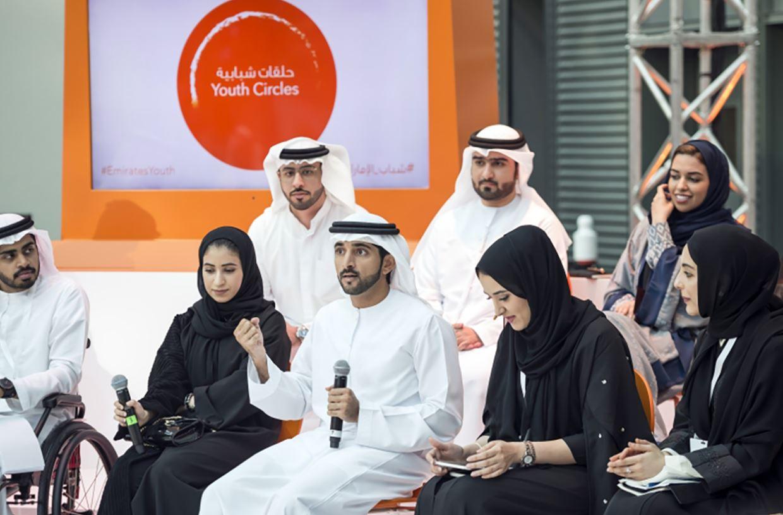 """حمدان بن محمد يطلق """"دبي نكست"""" أول منصة رقمية لدعم الأفكار والمشاريع المبدعة"""