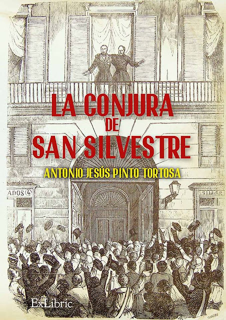 """Presentación del libro """"La Conjura de San Silvestre"""" en Antequera"""