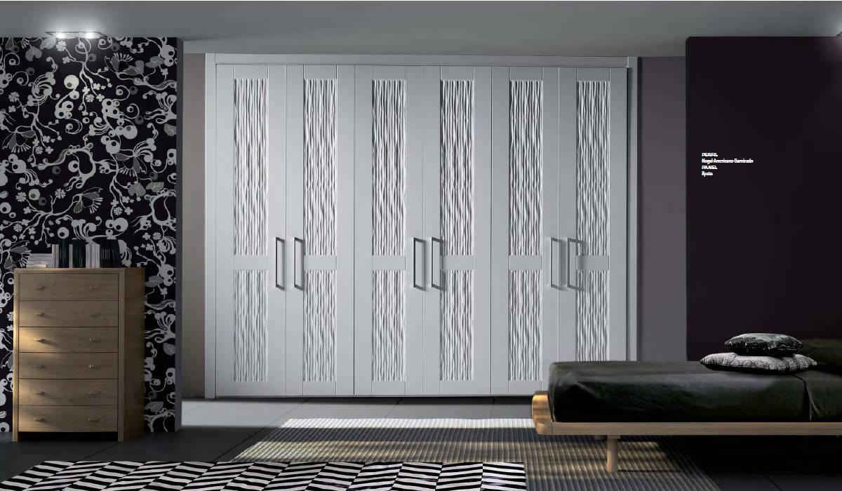 armarios empotrados con frentes de armarios abatibles