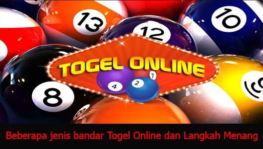 Beberapa jenis bandar Togel Online dan Langkah Menang