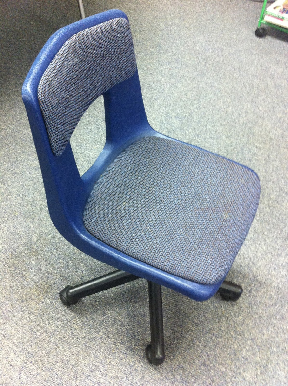 chair for autistic child black covers target sensory equipment the autism adventures of room 83