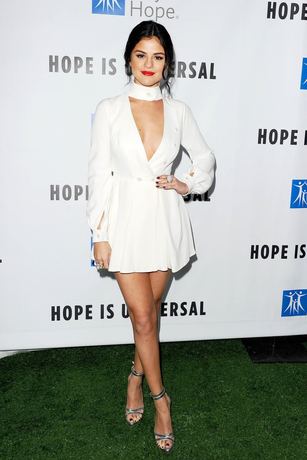 Selena Gomez – 2015 Spirit of Life Gala in Los Angeles