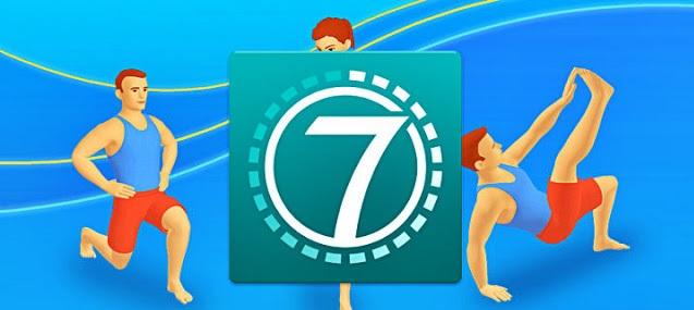 تنزيل seven - 7 minute workout training challenge