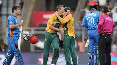 ICC WORLD CUP 2019 AFGH vs SA 21st Match Cricket Tips