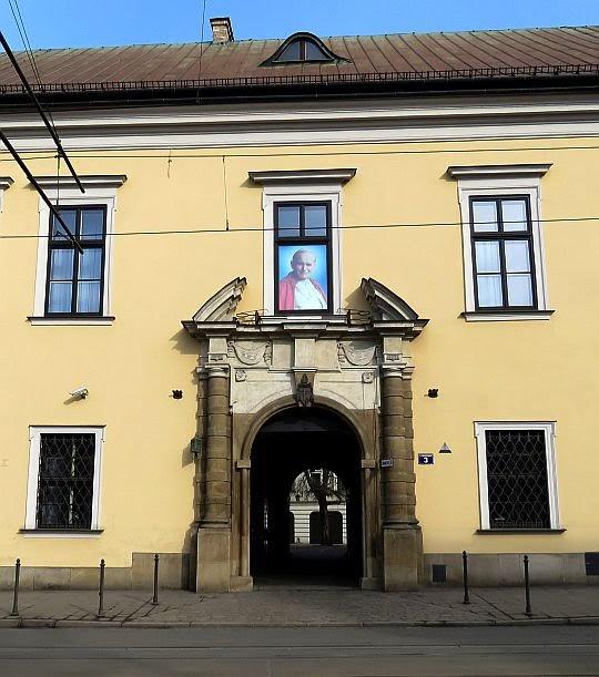 Okno Papieskie.