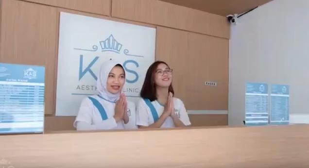 Lowongan Kerja Beautician KAS Aesthetic Clinic Cilegon