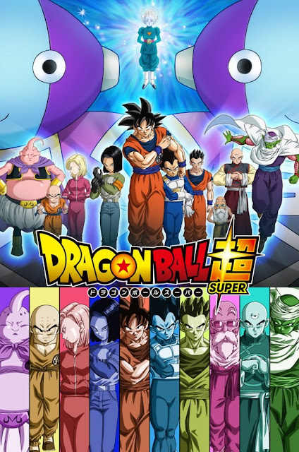 L'arc de la survie de l'Univers, Dragon Ball Super, Actu Japanime, Japanime, Toei Animation, Akira Toriyama,
