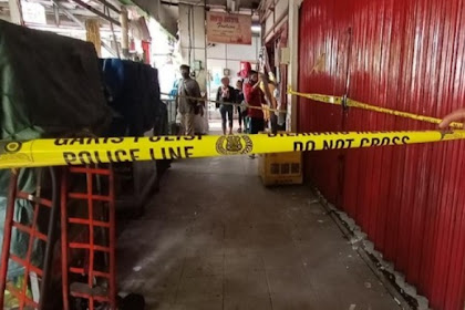 Kebakaran di pasar Kliwon Kudus, pedagang rugi setengah miliyar