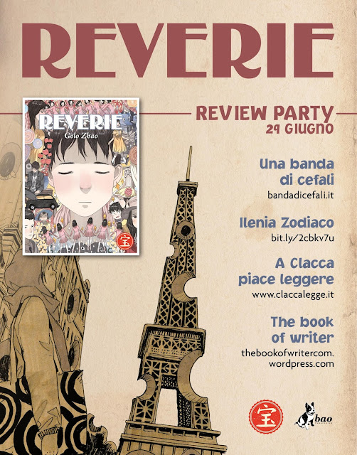reverie ~ review party