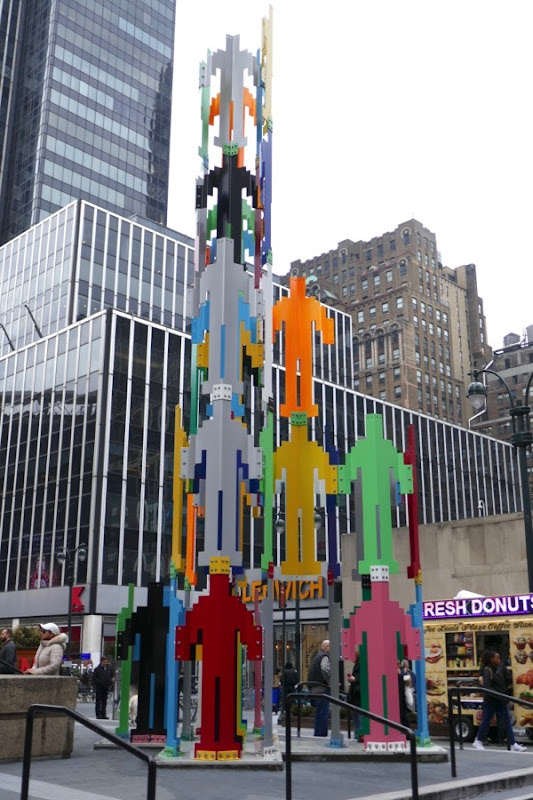 Human Structures NYC