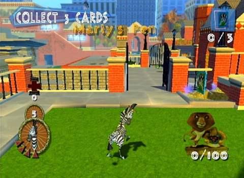تحميل لعبة مدغشقر 2 مضغوطة
