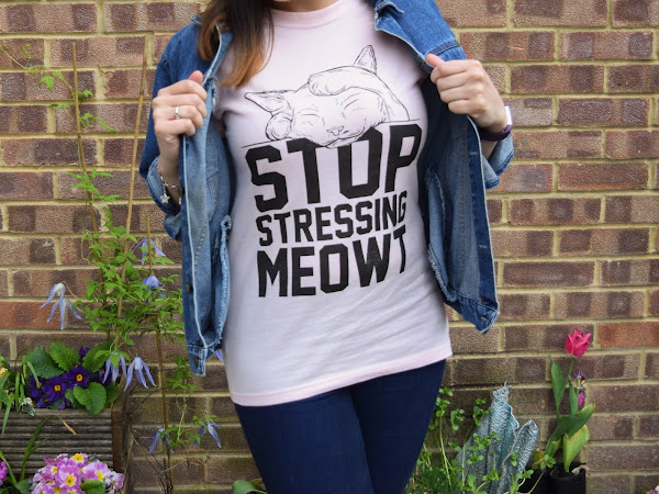 Outfit | Stop Stressing Meowt