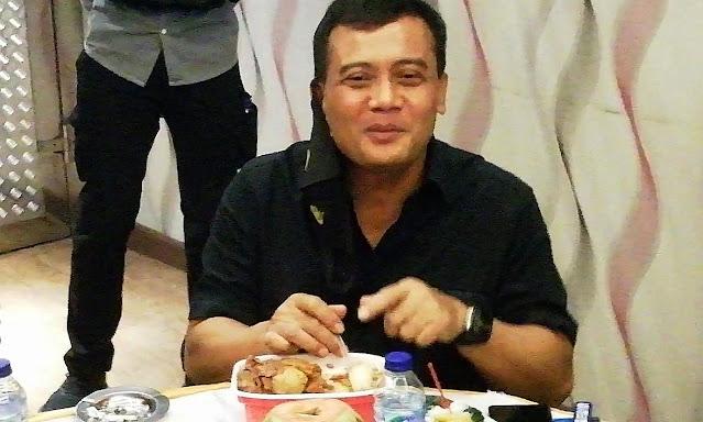 Berkunjung ke Solo, Kapolda Jateng Cicipi Makanan Anti Covid
