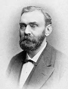 Alfred B. Nobel