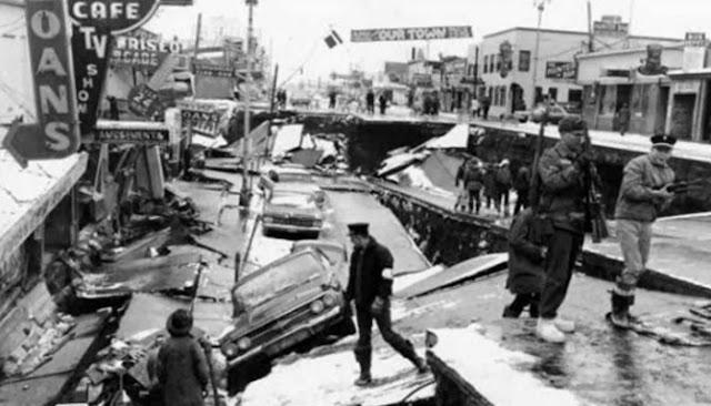 Empat Gempa Bumi Terdahsyat Dengan Kerugian Paling Besar Di Dunia