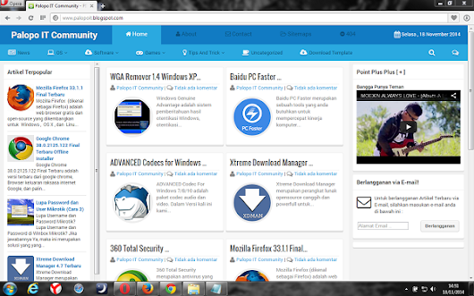 Opera Web Browser 29.0 Build 1795.47 + Portable New | Palopo IT Community