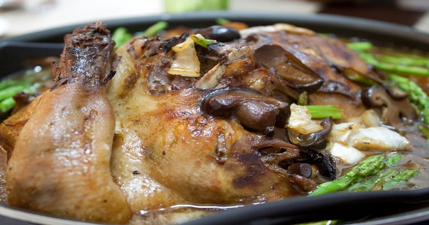 Pato Tim (Duck) Recipe