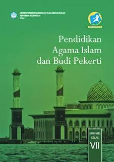 Buku Gratis Pendidikan Agama Islam dan Budi Pekerti SMP kelas 7
