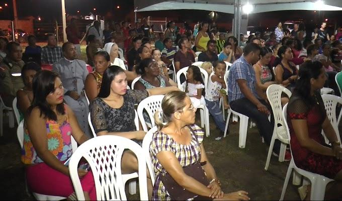 ITAITUBA/PA: A CÂMARA DE VEREADORES REALIZOU  UMA SESSÃO ITINERANTE NO RESIDENCIAL VALE DO PIRACANÃ.