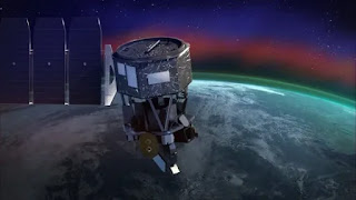 Nasa's Dynamo-2 mission to satellite team to study the giant electric current in Earth