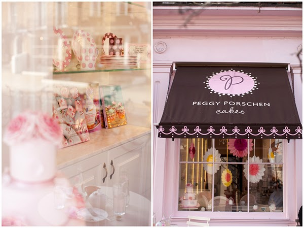 Peggy Porschen Parlour A Tea Party Baby Shower - Photographed by Segerius Bruce, A wedding photographer based in Surrey