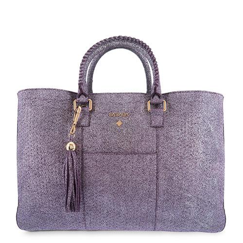 skórzana metaliczna torebka kuferek Barada Bags, najmodniejsze torebki na lato 2017, mettalic bag, barada luxury, moira collection