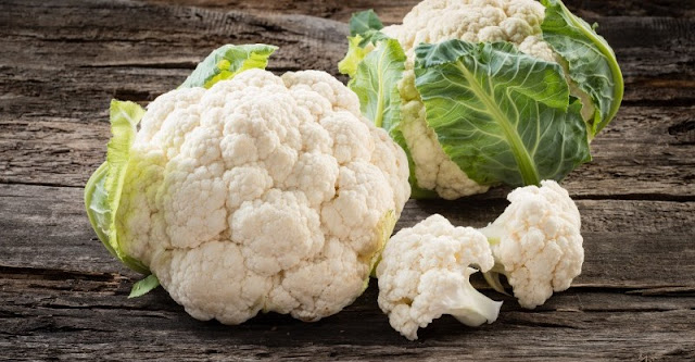 Benefits of Cauliflower Not as Pale as the Color
