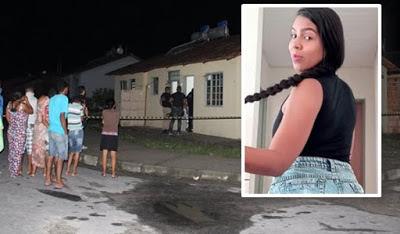 Jovem mãe é encontrada morta dentro de casa e bebê está desaparecido Eunápolis-BA