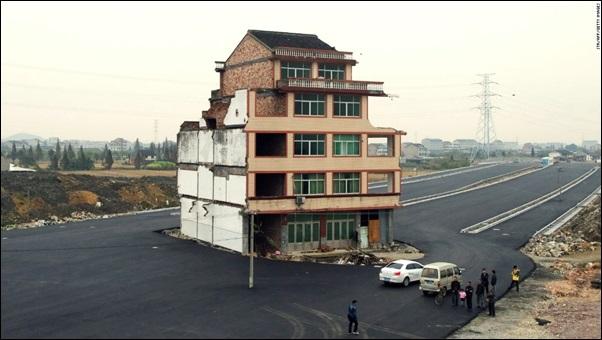 casa asfalto