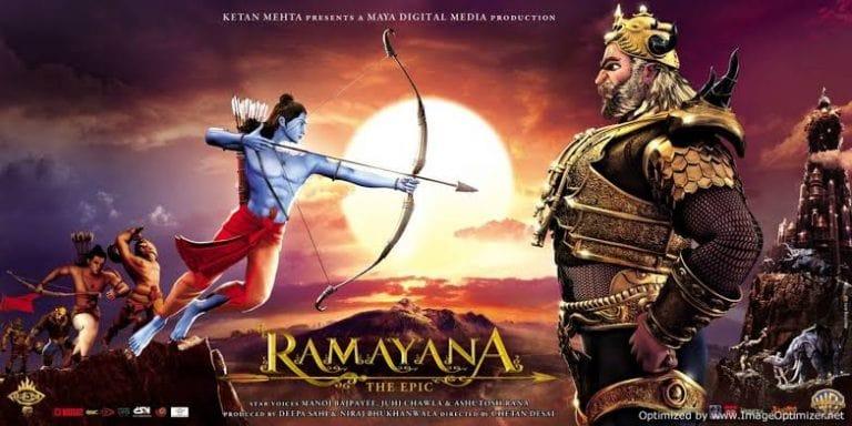 Ramayana The Epic (2010) Movie Download in [Hindi-Tamil]
