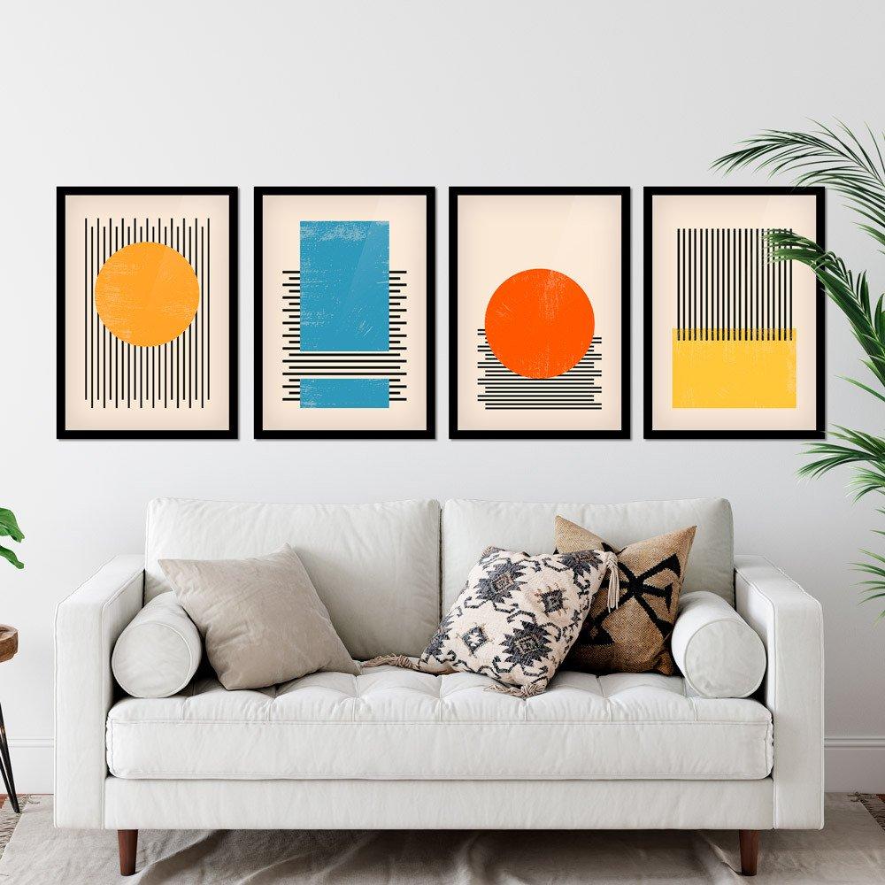 Quadros Decorativos para casa: 9 Sugestões Incríveis