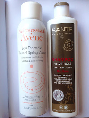Avène Thermal Water Sante Shampoo